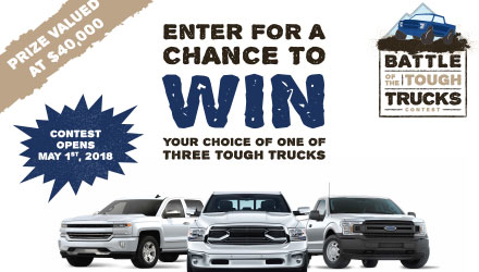 Battle of the Tough Trucks